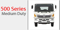 Gethings Garage - Hino Dealers, Enniscorthy, Co. Wexford, Ireland - Hino 500 Series