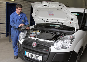 Gethings Garage Enniscorthy - Fiat Professional Servicing And Repairs