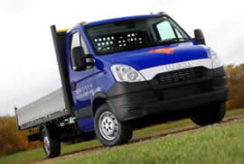 Gethings Garage Enniscorthy - Iveco Dealers - Iveco Daily Van