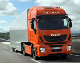 Gethings Garage Enniscorthy - Iveco Dealers - Iveco Heavy Truck Stralis