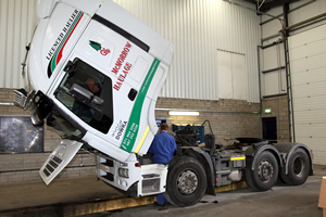 Gethings Garage Enniscorthy - Iveco Truck Servicing And Repairs