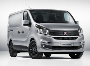 Fiat Professional Talento Makes Ireland Debut - Gethings Garage Enniscorthy, Fiat Dealers