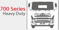 Gethings Garage - Hino Dealers, Ennsicorthy, Co. Wexford, Ireland - Hino 700 Series