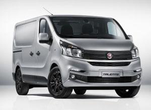 Fiat Professional Talento Makes Ireland Debut - Gethings Garage Enniscorthy, Fiat Dealers